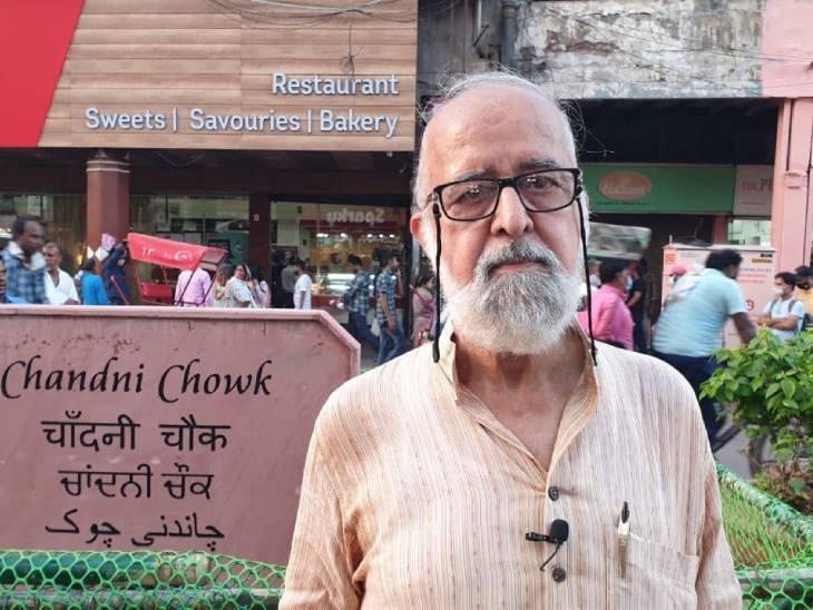 सोहेल हाशमी इतिहासकार और लेखक हैं। दिल्ली के इतिहास, संस्कृति, स्थापत्य और खान-पान पर उनकी अच्छी पकड़ है।