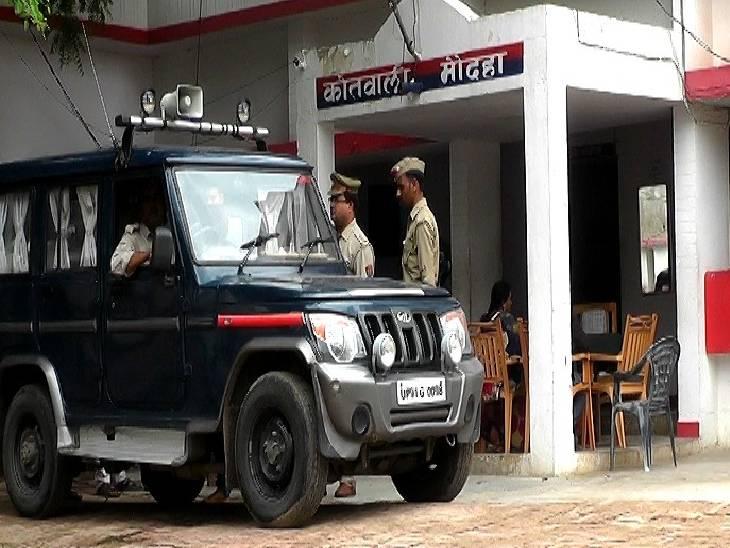 बहला-फुसलाकर बच्चियों को ले गया शौचालय, की अश्लील हरकतें; पुलिस ने किया गिरफ्तार|हमीरपुर,Hamirpur - Dainik Bhaskar