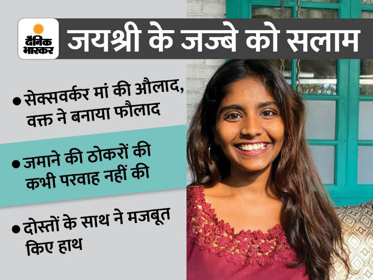 मेरी सेक्सवर्कर मां 'नो'कहने का अधिकार रखती है जबकि शादीशुदा औरतें मैरिटल रेप का शिकार हो रही हैं।|ये मैं हूं,Yeh Mein Hoon - Dainik Bhaskar