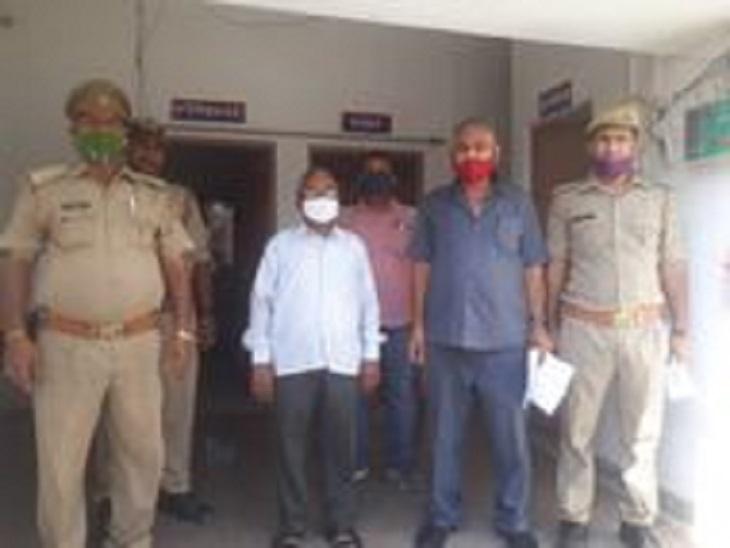 छात्रवृत्ति व विधवा पेंशन हड़पने का आरोप, फ्लूड इंक लगाकर बनाया फर्जी पत्रांक व डिस्पैच|आजमगढ़,Azamgarh - Dainik Bhaskar