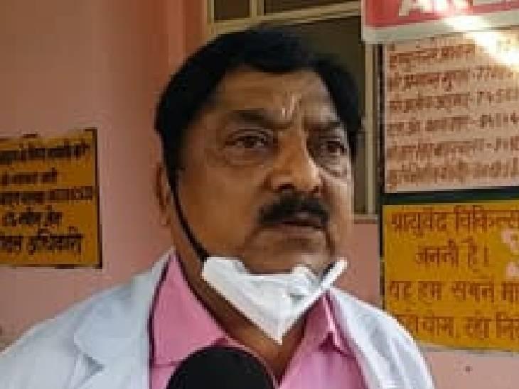 189 पहुंचा मौत का आंकड़ा, CMO के बाद जिला अस्पताल से CMS हटाए गए; 70 डॉक्टरों की टीम कर रही इलाज, फिर भी हालात बेकाबू|फिरोजाबाद,Firozabad - Dainik Bhaskar