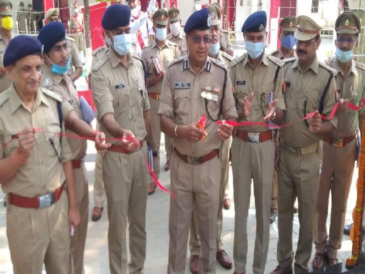 दो दिवसीय दौरे पर आईजी ने कई थानों का किया निरीक्षण, इनामी बदमाशों की गिरफ्तारी के दिए निर्देश मैनपुरी,Mainpuri - Dainik Bhaskar