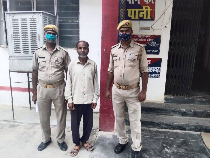 गौकशी के अभियुक्त को छोड़ने के लिए 40 हजार रुपए लेने का आरोप, वायरल ऑडियो पर एसपी ने की कार्रवाई|फतेहपुर,Fatehpur - Dainik Bhaskar