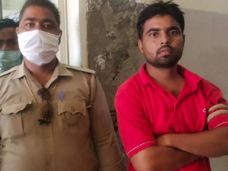 दिल्ली से औरैया आ रही थी स्लीपर बस, मां से छेड़छाड़ और बेटी से किया था रेप; एक अन्य आरोपी की पुलिस कर रही तलाश|फिरोजाबाद,Firozabad - Dainik Bhaskar