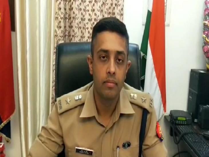 आगरा में बदमाशों ने किया था डॉक्टर का अपहरण, IPS रोहन प्रमोद बोत्रे और उनकी टीम ने बचाई थी जान; अब मिला इनाम|कासगंज,Kasganj - Dainik Bhaskar
