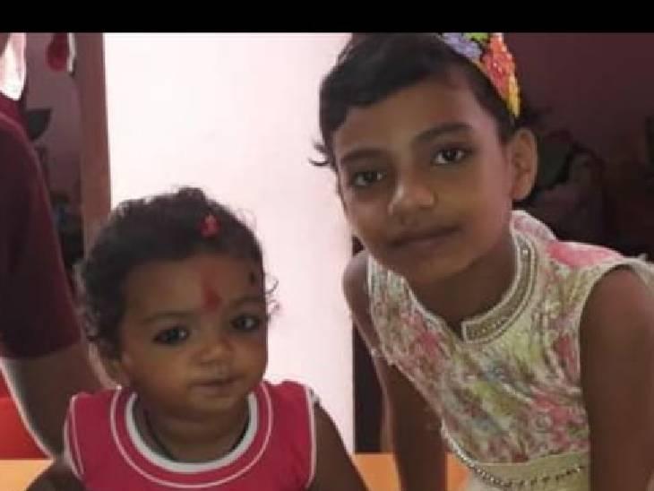 पीड़ित परिवार का आरोप है कि आरोपी के घर के सदस्यों ने दोनों बच्चों को भी बंधक बना लिया है।