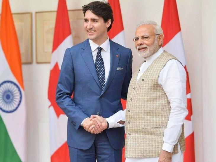 रक्षा मंत्री हरजीत सज्जन समेत 17 नेता जीते; जस्टिन ट्रूडो की सत्ता में वापसी तय, PM मोदी ने बधाई दी विदेश,International - Dainik Bhaskar
