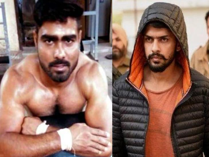 सलमान खान की सुपारी लेने वाले संपत नेहरा ने किया था बिल्डर को कॉल, पुलिस ने दिल्ली की जेल से किया गिरफ्तार|जयपुर,Jaipur - Dainik Bhaskar
