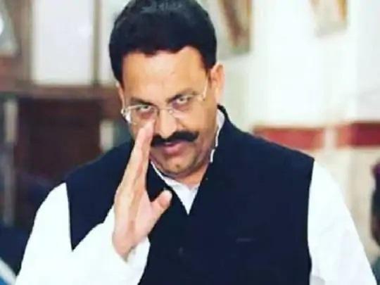 जेल में बंद मुख्तार अंसारी को सता रहा जान का खतरा, बोले- मेरे खाने में जहर दिया जा सकता है, ये सरकार मुझे मारना चाहती है|उत्तरप्रदेश,Uttar Pradesh - Dainik Bhaskar