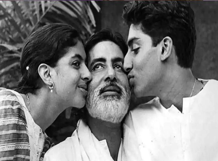 Kaun Banega Crorepati 13: Amitabh Bachchan said, 'I regret not spending time with Abhishek and Shweta in my childhood'