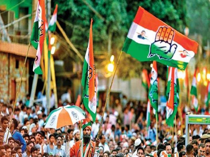 तीन धड़ों में बंटे कांग्रेस के पार्षद, गिरिजा-रघुवीर गुट के बाद अब मनोनित पार्षदों का अलग ट्रैक, नेता प्रतिपक्ष नहीं होने से विपक्ष के तौर पर एकजुट नहीं हो पा रही कांग्रेस|उदयपुर,Udaipur - Dainik Bhaskar