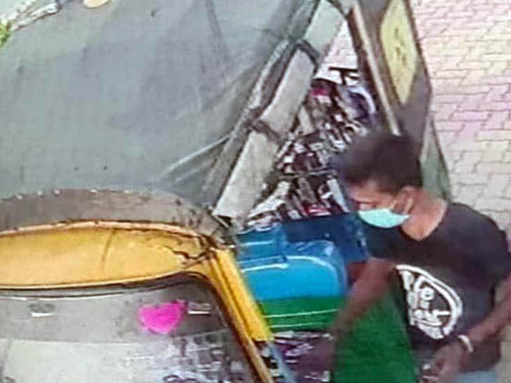 जज को टक्कर मारने के आधे घंटे बाद ही ऑटो गोविंदपुर में पेट्रोल पंप पर देखा गया था। CCTV फुटेज में इस बात का पता चला है।