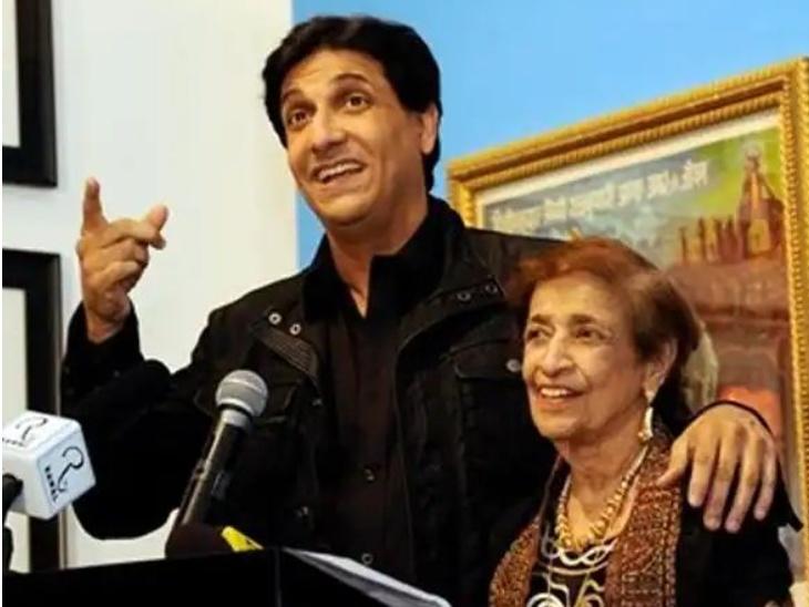 कोरियोग्राफर श्यामक डावर की मां पूरन डावर का 99 साल की उम्र में निधन, बॉलीवुड सेलेब्स ने जताया शोक बॉलीवुड,Bollywood - Dainik Bhaskar