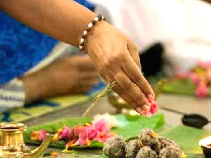 यम का नक्षत्र होने से इस दिन किए गए पिंडदान और तर्पण से पितरों को मिलता है तीर्थ श्राद्ध का फल|धर्म,Dharm - Dainik Bhaskar