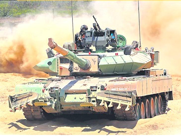 रक्षा मंत्रालय ने आर्मी के लिए 118 युद्धक टैंकों के ऑर्डर दिए, देश में ही तैयार होंगे|देश,National - Dainik Bhaskar