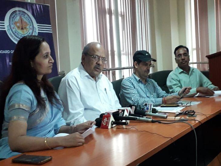 सभी एग्जाम सेन्टरों की होगी वीडियोग्राफी, 6 सुरक्षा जवान होंगे तैनात; करीब 30 हजार CCTV से रखी जाएगी नजर|REET 2021,REET 2021 - Dainik Bhaskar