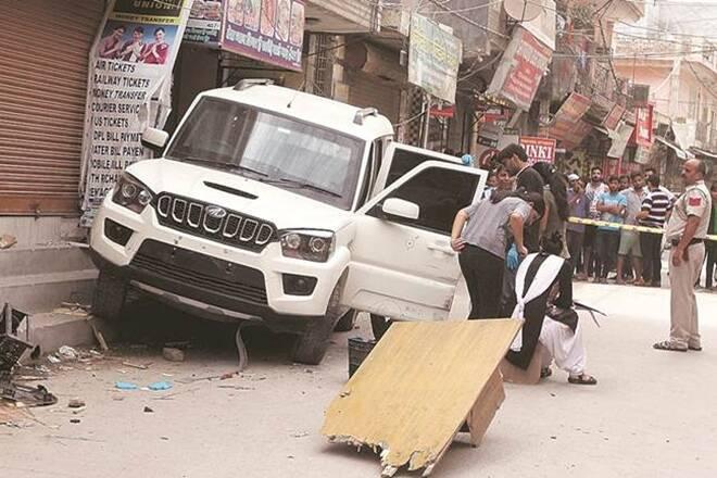 Gangwar in Delhi Rohini Court