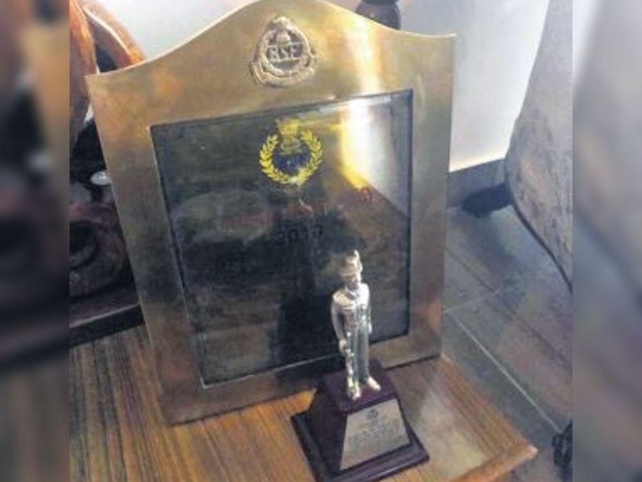 देश में बीएसएफ की बेस्ट बटालियन को मिलेगी जनरल जेएन चौधरी ट्रॉफी, ईस्टर्न और वेस्टर्न कमांड की होगी अग्नि परीक्षा|बीकानेर,Bikaner - Dainik Bhaskar