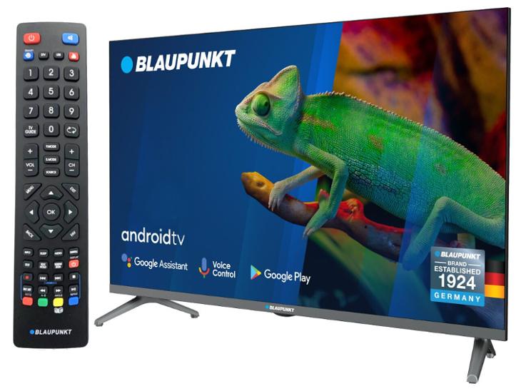 जर्मन कंपनी ब्लॉपंक्ट लॉन्च करेगी 65-इंच का 4K एंड्रॉयड टीवी, कम कीमत के चलते शाओमी, रियलमी को देगी टक्कर टेक & ऑटो,Tech & Auto - Dainik Bhaskar