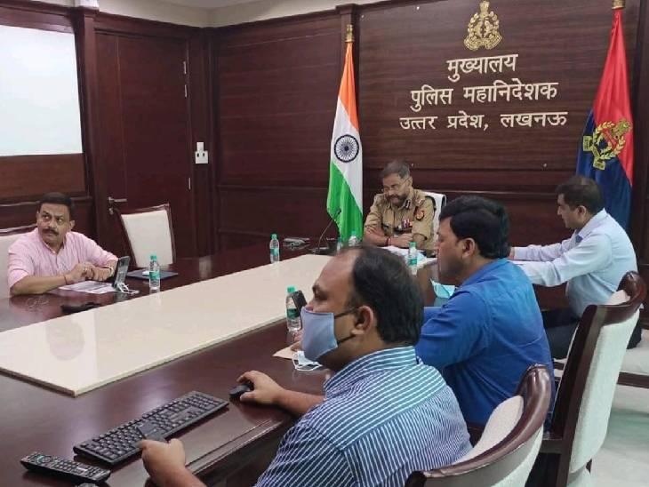 2 करोड़ रुपए लोगों के खातों में लौटे, ठगों पर चाबुक चलाने को यूपी पुलिस सक्रिय, सभी जिलों में चल रही विशेष ट्रेनिंग|लखनऊ,Lucknow - Dainik Bhaskar