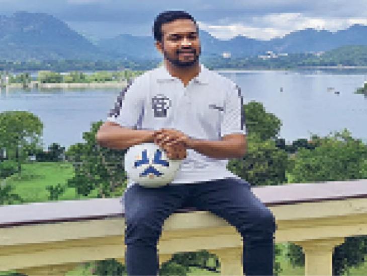 इंटरनेशनल फुटबॉल एकेडमी के बाद अब तीरंदाजी एकेडमी व एथलीट ट्रैक बनेगा, काम अगले साल से|राजस्थान,Rajasthan - Dainik Bhaskar