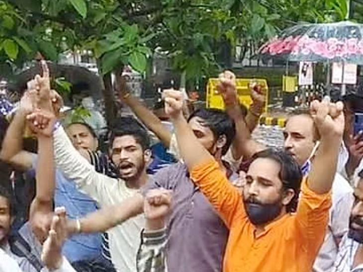 जंतर-मंतर पर भड़काऊ नारेबाजी का मामला, दिल्ली हाईकोर्ट ने कार्यक्रम के आयोजकों में से एक प्रीत सिंह को जमानत दी देश,National - Dainik Bhaskar