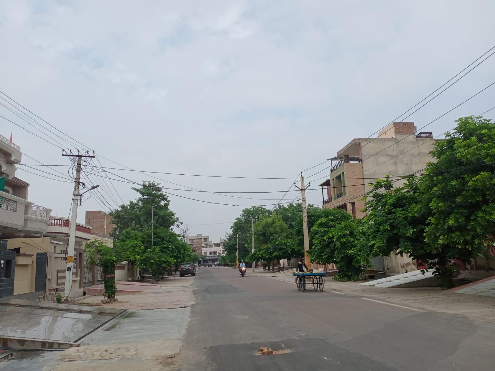 मौसम में आ रहा बदलाव, नमी बढ़ने से कम हुआ गर्मी का असर, रात के समय ठंडक का एहसास|राजस्थान,Rajasthan - Dainik Bhaskar
