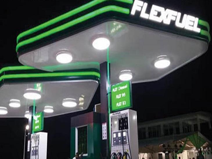 फ्लेक्स-फ्यूल इंजन से कई तरह के ईंधन से चल सकेगी कार, इससे प्रति लीटर 35-40 रुपए की बचत होगी टेक & ऑटो,Tech & Auto - Dainik Bhaskar