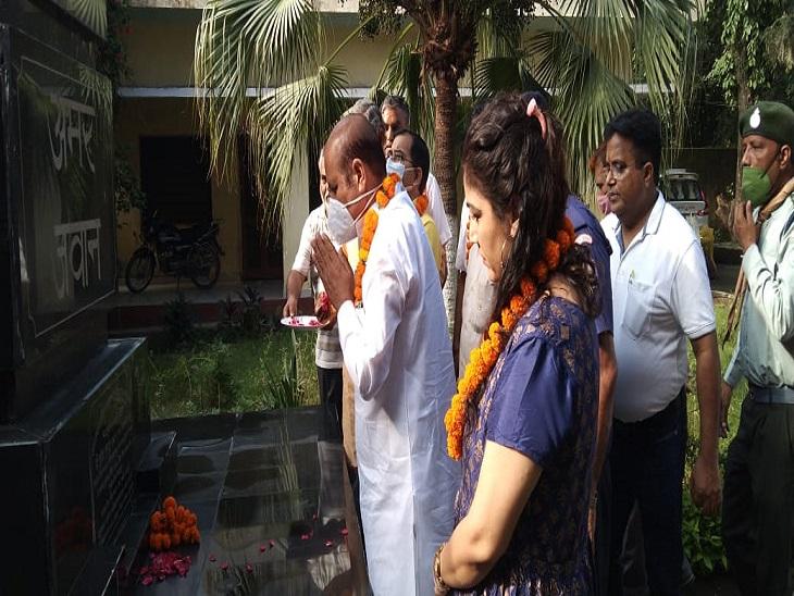 सहारनपुर में विधायक किरत सिंह बोले-आजादी हमें बड़े बलिदानों से मिली,देश की एकता को बनाए रखना हम सभी की जिम्मेदारी|सहारनपुर,Saharanpur - Dainik Bhaskar