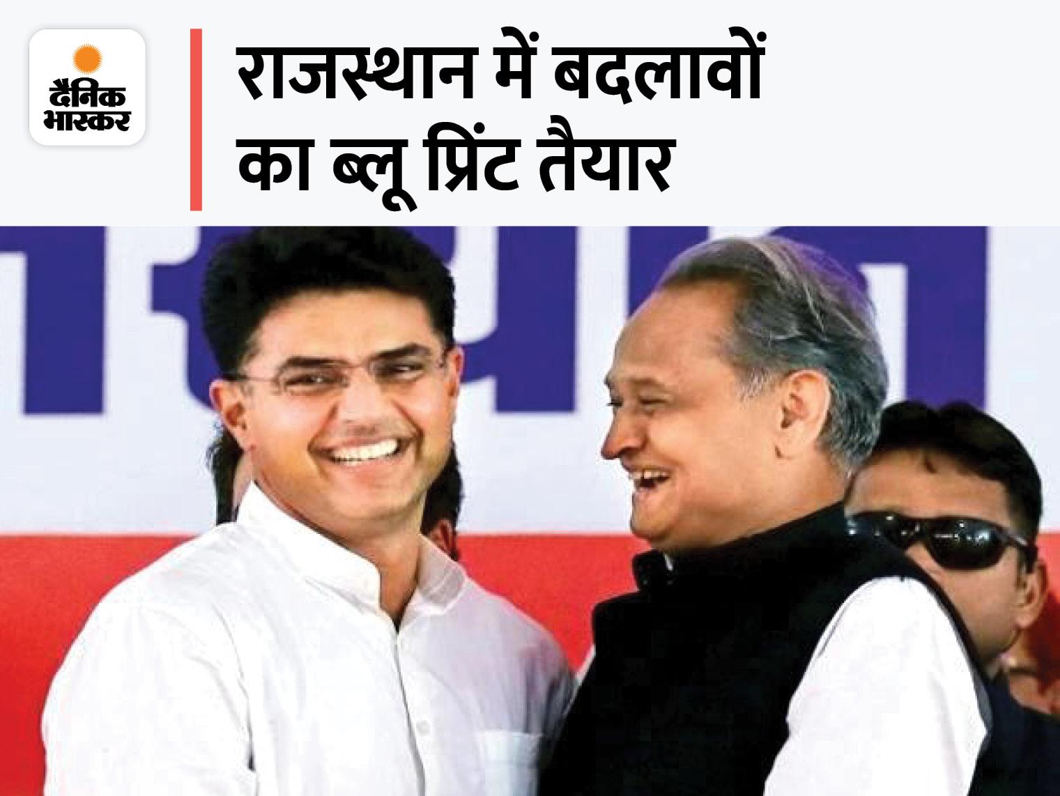 दिल्ली में बैठकों का दौर, लॉबिंग में जुटे नेता, 1 अक्टूबर को दिग्विजय सिंह जयपुर में कांग्रेस विधायक-मंत्रियों से मुलाकात करेंगे|जयपुर,Jaipur - Dainik Bhaskar