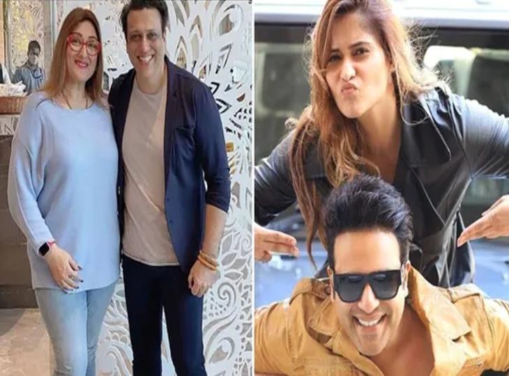 आरती सिंह बोलीं, 'भाई कृष्णा अभिषेक और गोविंदा की अनबन का असर मुझ पर भी पड़ा है, मामा और उनका परिवार मुझसे बात नहीं करता'|बॉलीवुड,Bollywood - Dainik Bhaskar
