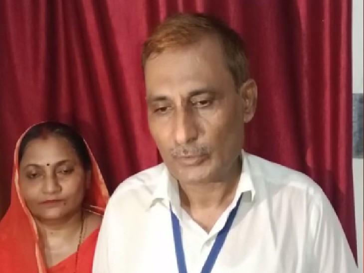 मां ने कहा- शुभमजहां भी पोस्टेडरहे वहां गरीबों की मदद करे; पिता बोले- मेरे जीवन मेंसबसे खुशी का पल बिहार,Bihar - Dainik Bhaskar