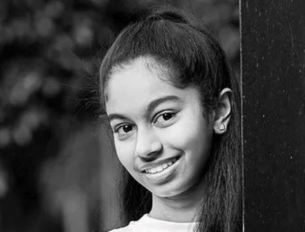 लाया मतिक्षरा भारत की यंगेस्ट NFT आर्टिस्ट हैं।