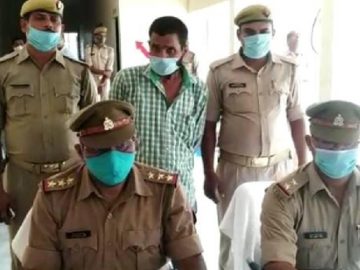सदर तहसील के अंदर पिस्टल लेकर घूम रहा था युवक, पुलिस ने पूछा कहां से आया असलहा; नहीं दे पाया जानकारी मिर्जापुर,Mirzapur - Dainik Bhaskar