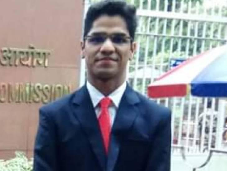 घर पर ही 7 से 8 घंटे पढ़ाई कर पहले प्रयास में हासिल की सफलता, यूट्यूब का भी लिया सहारा|बाराबंकी,Barabanki - Dainik Bhaskar