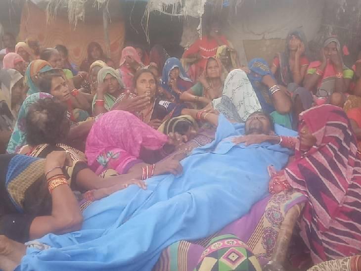 बांदा में मामूली विवाद में भिड़ गए थे दो पड़ोसी, लाठी-डंडों से युवक पर किया हमला; इलाज के दौरान मौत|बांदा,Banda - Dainik Bhaskar