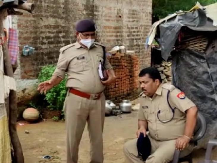 घर के बाहर खेल रही थी 4 वर्षीय बच्ची, पड़ोसी ने की दुष्कर्म की कोशिश, गिरफ्तार|ललितपुर,Lalitpur - Dainik Bhaskar