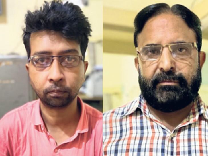 नारकोटिक्स की टीम ने शुक्रवार को झोटवाड़ा में एक मेडिकल स्टोर के खिलाफ बड़ी कार्रवाई की - Dainik Bhaskar