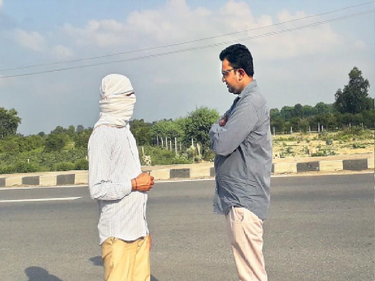 5 गिरोह के 30 गुर्गे सक्रिय, दावा- परीक्षा से 1 घंटे पहले पेपर लीक करेंगे जयपुर,Jaipur - Dainik Bhaskar