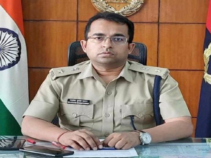 पानीपत SP शशांक कुमार सावन।