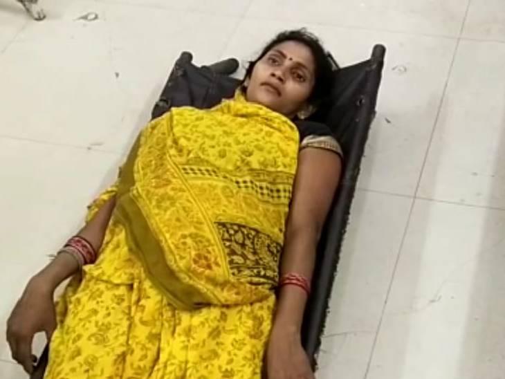 मां और तीन बच्चियां मलबे के नीचे दब गईं, तीन लोग घायल, अस्पताल में कराया भर्ती|फतेहपुर,Fatehpur - Dainik Bhaskar
