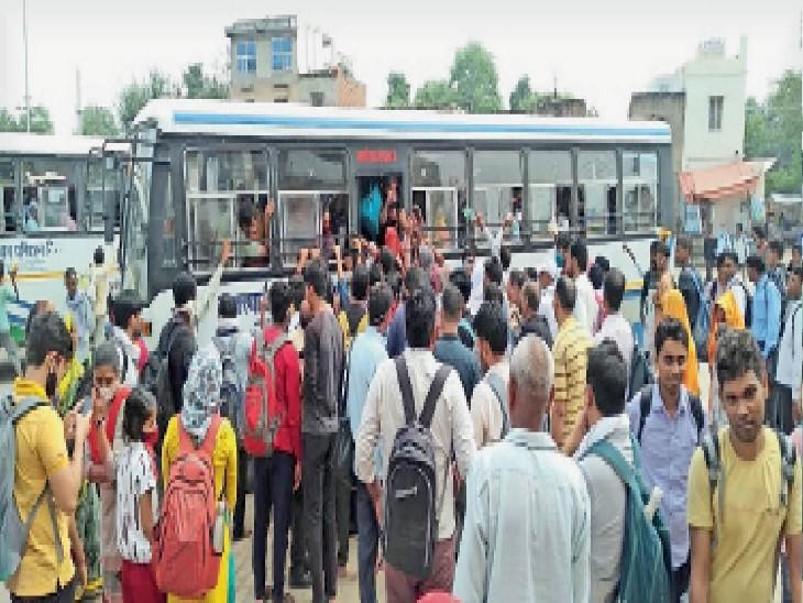 रीट को लेकर बैठक, पुलिस व प्रशासन की टीम ने परीक्षा सेंटरों व व्यवस्थाओं का लिया जायजा|सिंघाना,Singhana - Dainik Bhaskar