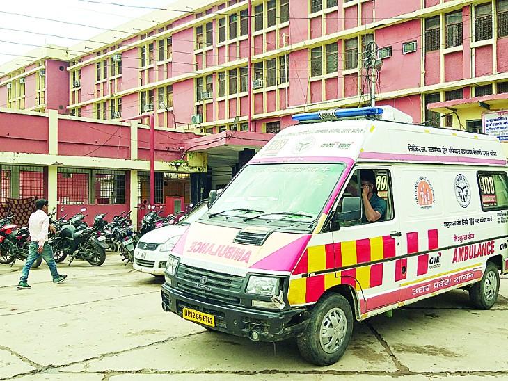 पुलिस चौकी में पूछतांछ के लिए लाये गये युवक ने चौकी की बाथरूम में फांसी लगाई , पुलिस अधिकारीयों ने दिए जाँच के आदेश|झांसी,Jhansi - Dainik Bhaskar