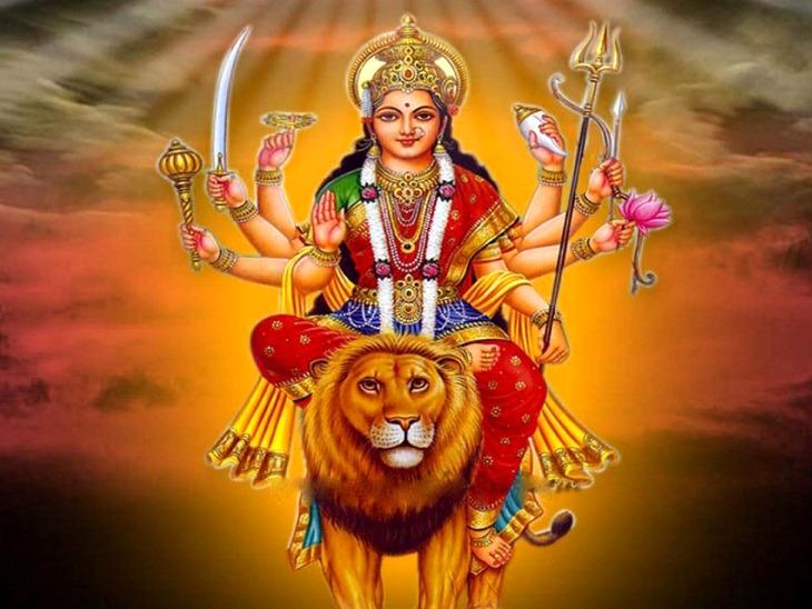 छठी तिथि क्षय होने से इस बार 8 दिन की नवरात्रि, घट स्थापना के साथ देवी पूजन 7 अक्टूबर से|धर्म,Dharm - Dainik Bhaskar