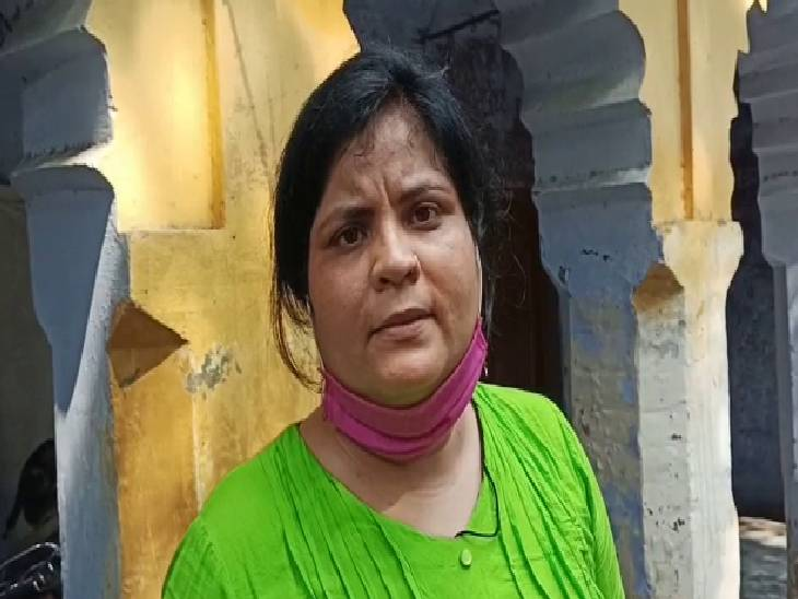 बताया- भाई को 26 लाख रुपए दिए थे उधार, वापस मांगने पर किया गाली गलौच, महिला ने की आत्महत्या करने की कोशिश फर्रुखाबाद,Farrukhabad - Dainik Bhaskar