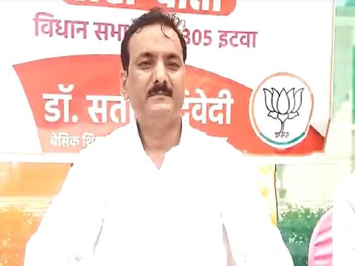 सिद्धार्थनगर में कहा- हर वर्ग को ध्यान में रखते हुए किया हर क्षेत्र में विकास, आज तक किसी भी सरकार ने नहीं किया इतना काम|सिद्धार्थनगर,Siddharthnagar - Dainik Bhaskar