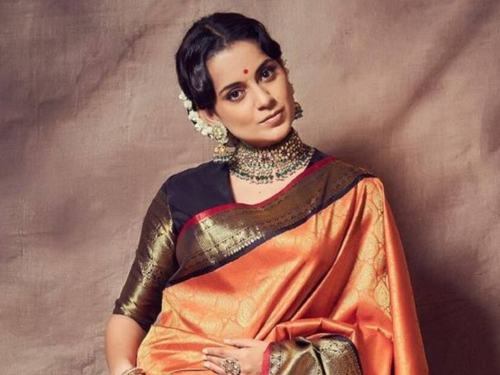 कंगना रनोट ने शेयर की अपनी 6 महीने की वेट गेन से वेट लॉस की जर्नी, बताया हमेशा के लिए पड़ गए हैं स्ट्रेच मार्क्स|बॉलीवुड,Bollywood - Dainik Bhaskar