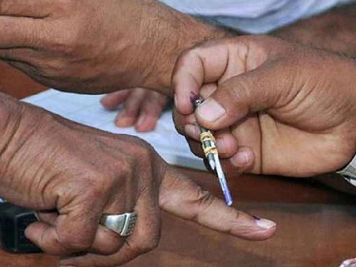 30 अक्टूबर को वोटिंग होगी, 2 नवंबर को नतीजे, कांग्रेस-बीजेपी के बीच कड़ा मुकाबला जयपुर,Jaipur - Dainik Bhaskar