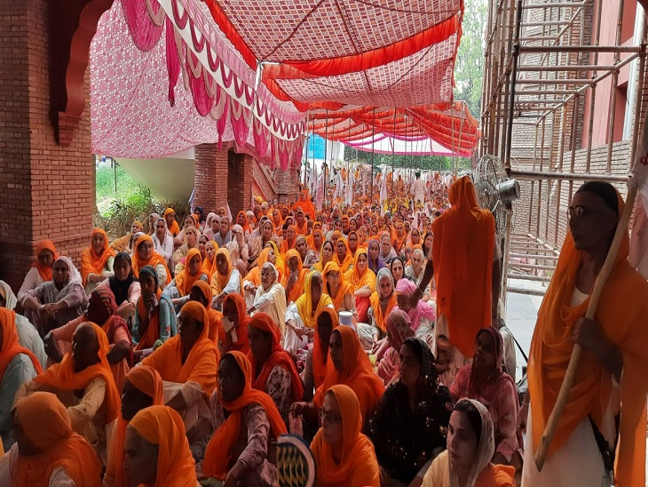 केंद्र की नीतियों के खिलाफ 2 दिन चलेगा प्रदर्शन, महिलाओं ने संभाला मोर्चा; 30 सितंबर को ट्रेनें रोकने की तैयारी|अमृतसर,Amritsar - Dainik Bhaskar
