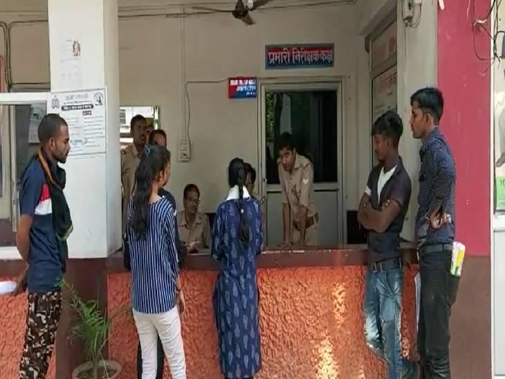 आरोपी के छोड़ने के बाद भाई करता था पालन-पोषण, घर न लौटने से जताई आशंका; कहा- पति ने छीन ली गाड़ी और दुकान|मैनपुरी,Mainpuri - Dainik Bhaskar